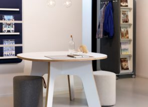 Cascando Blog Talk Table