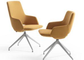 Artifort - Jima Highback and Jima chair - Patrick Norguet