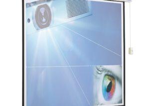 Smit Visual Elektrisch projectiescherm