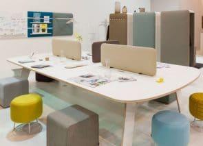 Cascando combineert aantrekkelijk design met akoestische oplossingen