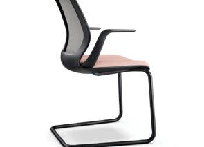 Bezoekersstoel voor een breed scala aan toepassingen
