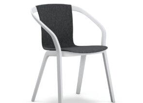 Se-Mood innovatieve stoel voor vergader- en kantine toepassing