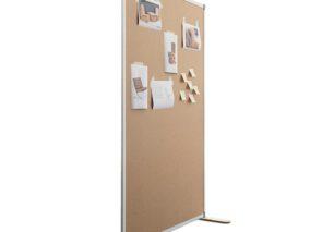 Smit Visual scheidingswand van kurk - scheidingswand kantoor