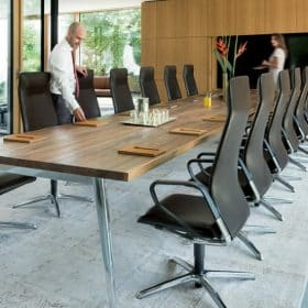 Sedus vergaderset voor een stijlvolle vergaderkamer