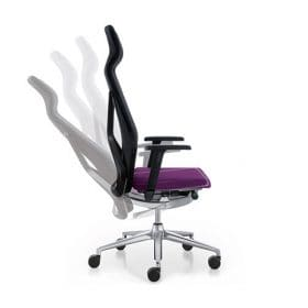 Kantoormeubilair bureaustoelen ergonomisch