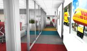 kantoorinrichting projectinrichting kantoormeubelen projectinrichter luxe design modern kantoormeubilair