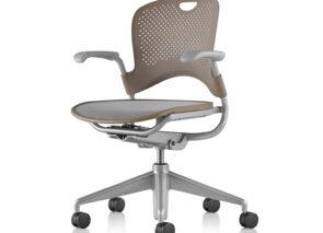 Caper veelzijdige stoelenlijn van Herman Miller