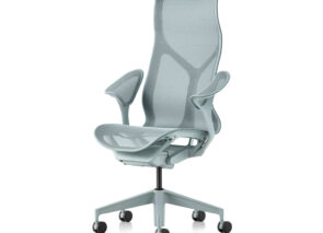Cosm bureaustoel met hoge rug Herman Miller