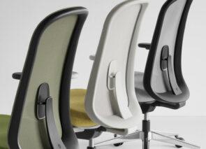 Lino stoelen in vele kleurstellingen leverbaar