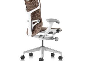 Mirra 2 stoel met hoge rug Herman Miller