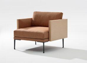 Arper Steeve fauteuil