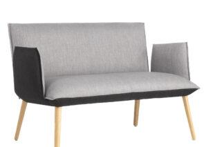 SOFT bankje van Mobitec, ook in fauteuil leverbaar