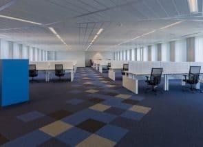 kantoorinrichting en kantoorverbouwing Amsterdam