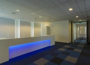 Maatwerk kantoorinrichting Amsterdam
