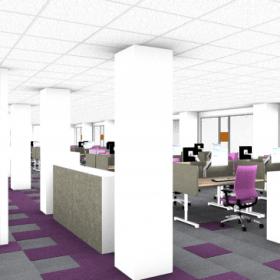 kantoorinrichting Utrecht CNV