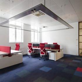 kantoorinrichting Maastricht werkplek