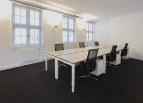 kantoorinrichting Maastricht tafel