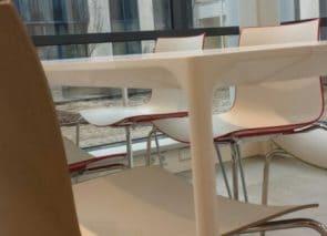kantoorinrichting Utrecht Arper stoelen