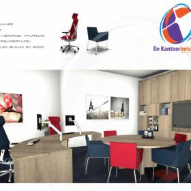 kantoorinrichting Maastricht forza presentatie