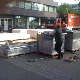 interieurbouw Utrecht CNV