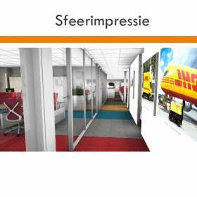 kantoorinrichting belgie sfeerimpressie
