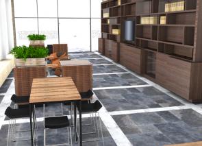 UVT 3D rendering kastenwand op maat