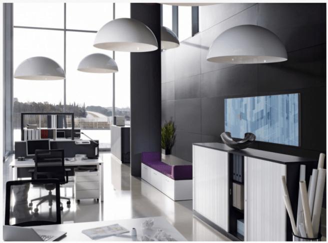 luxe kantoorinrichting