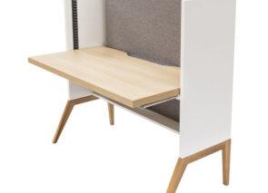 Mikomax Nest zit sta bureau voor thuiswerk