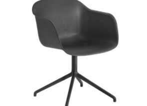 Muuto Fiber_chair met swifel onderstel