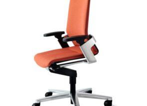 Wilkhahn ergonomische bureaustoel ON - bewegend zitten