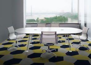 Donkersloot Kite tapijttegels voor het maken vaan mooie patronen