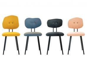Maarten Baas Design stoel Lensvelt Chair