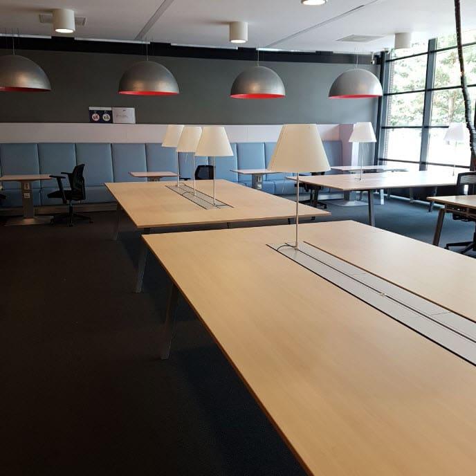 Ahrend Kantoormeubelen Rotterdam.Afgeronde Projecten Op Het Gebied Van Kantoorinrichting En