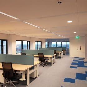 Verbouwing en inrichting Litebit Rotterdam