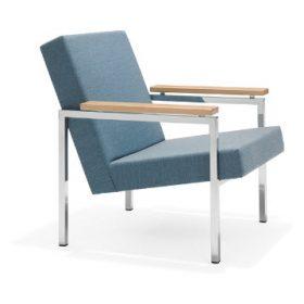 Casala Siesta Lounge fauteuil mooi in combinatie met de Siuesta bank