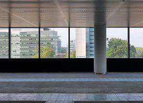 BREEAM-NL gecetrificeerd, het WTC gebouw in Utrecht waar wij een etage voor Hays gaan inrichten