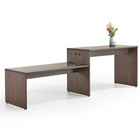 Lande Extru Table. Tafel, statafel, combinatie ervan of bank