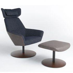 Bert Plantagie zyba wood fauteuil