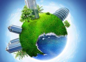 duurzame aarde bouwen volgens BREEAM keurmerk