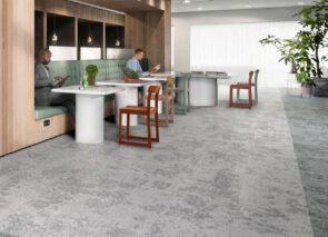 Desso Grezzo 100% recyclebare tapijttegel
