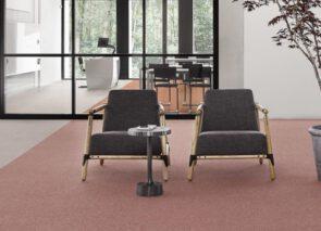 Desso Stratos tapijt voor op kantoor