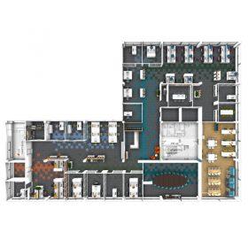 Interieurontwerp-interieurarchitectuur-complete etage