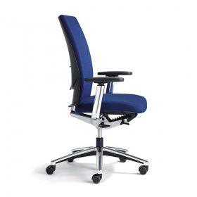 Klober Cato bureaustoel makkelijk aan te passen aan gebruiker