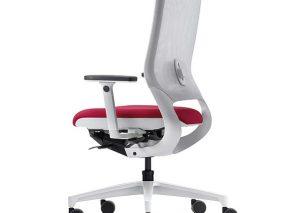 Klober Mera bureaustoel overal inzetbaar