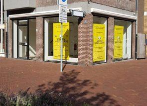 Bedrijfspand Kranen Makelaardij in Geldrop