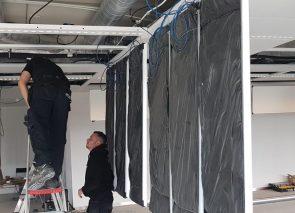 Het begin van de verbouwing is gemaakt in het WTC in Utrecht