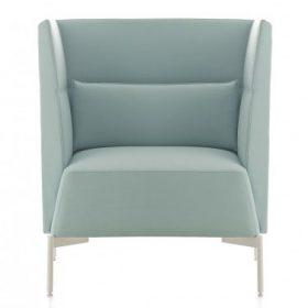 Kastel Kendo Lounge stoel met hoge rug