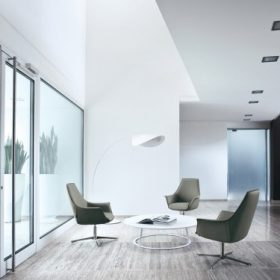 Kastel Kimera wachtkamer lounge stoel