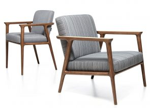 Moooi Zio Lounge chair relax fauteuil