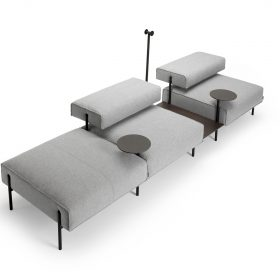 Offecct Lucy Sofa systeem